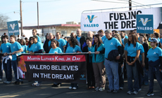 Valero Volunteerism