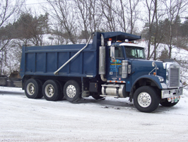 D & C Transportation Dump Truck Services