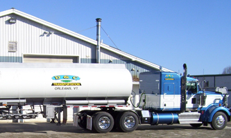 Bulk Fuel Distribution & Transport for VT, NH, ME, MA, and NY