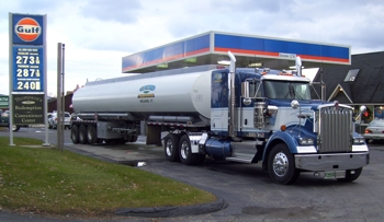 D&C Transportation - Gulf Oil Bulk Delivery